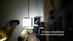 LLAMADO A BOMBEROS ANOCHE: PRINCIPIO DE INCENDIO EN EL MIGNAQUY