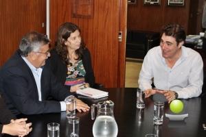 JAVIER IGUACEL CONFIRMO LA CONSTRUCCIÓN DE LA AUTOPISTA DE RUTA 5