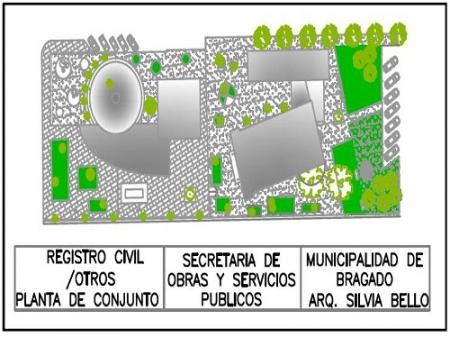 """PROYECTAN UNA """"PLAZA CÍVICA"""" EN EL BARRIO FÁTIMA"""