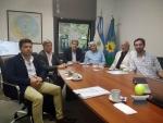 REUNION DE ADIBA CON JORGE ELUSTONDO, MINISTRO DE CIENCIA, TECNOLOGÍA E INNOVACIÓN